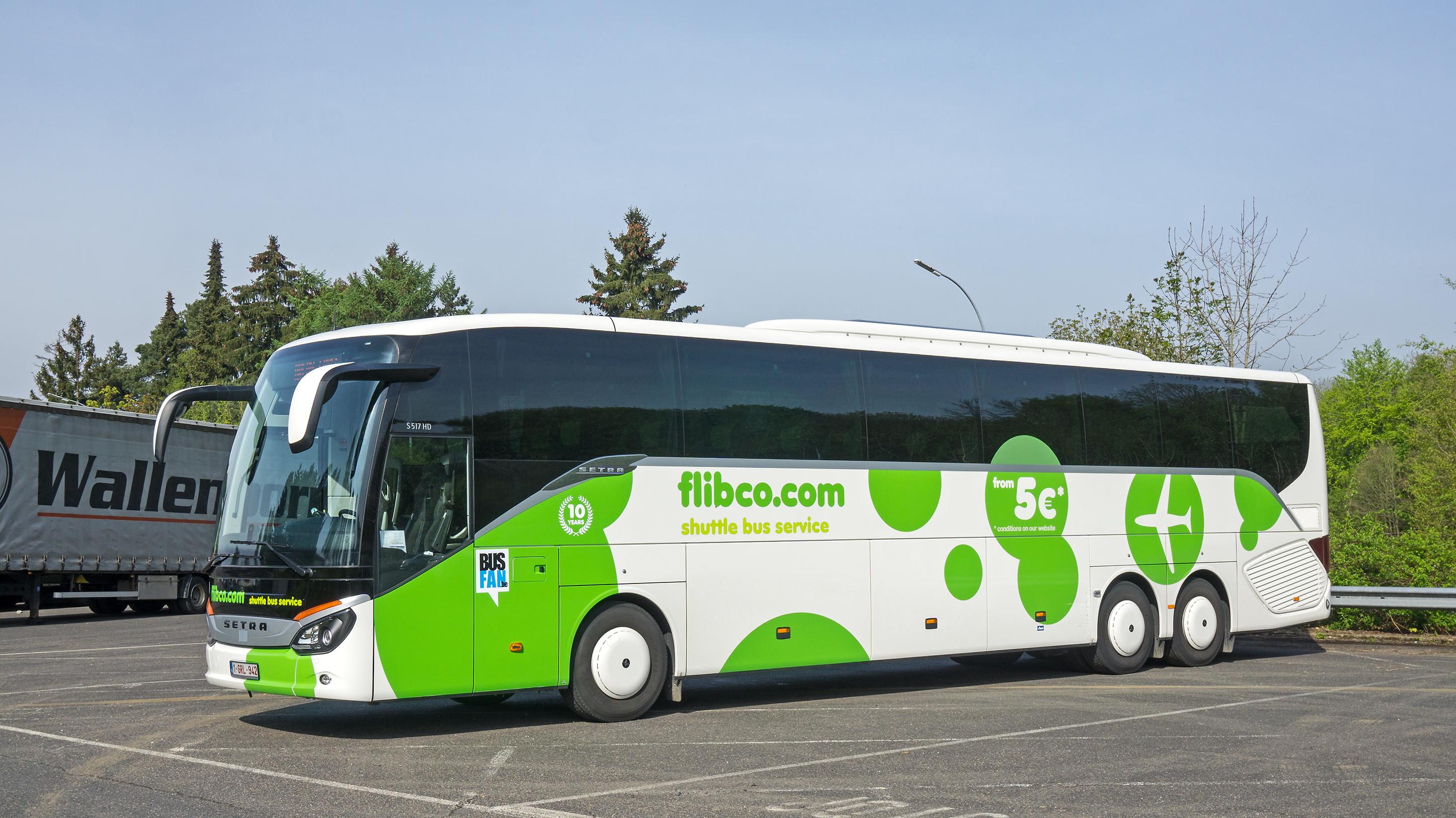 Shuttle Bus Frankfurt Flughafen Hotel