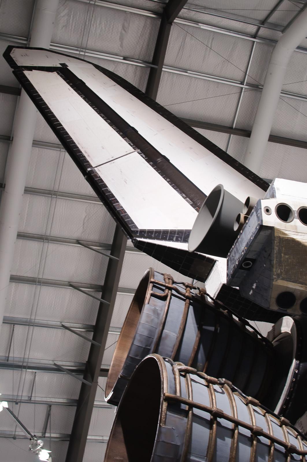 space shuttle endeavour size - photo #18