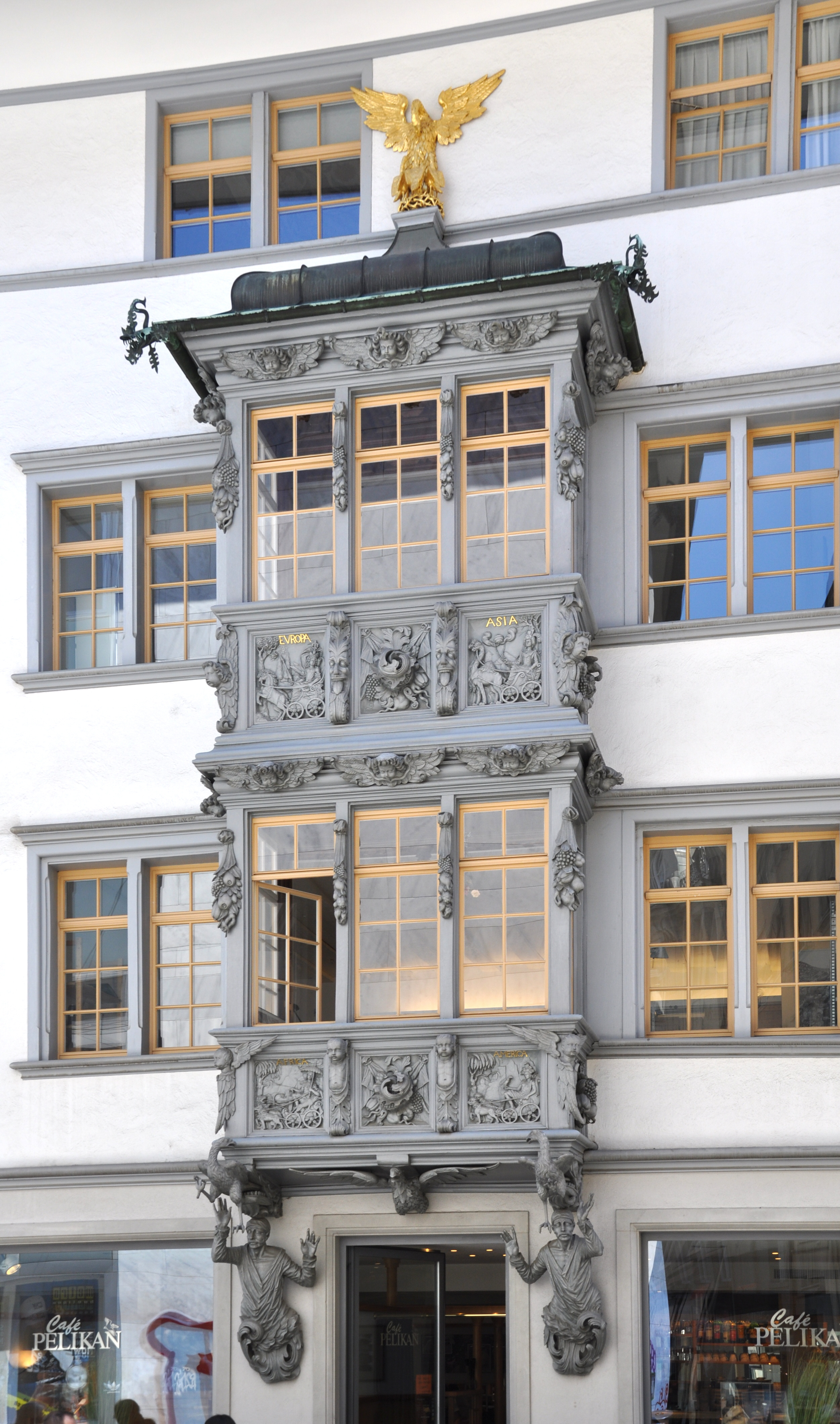 file st gallen haus zum pelikan wikimedia commons. Black Bedroom Furniture Sets. Home Design Ideas