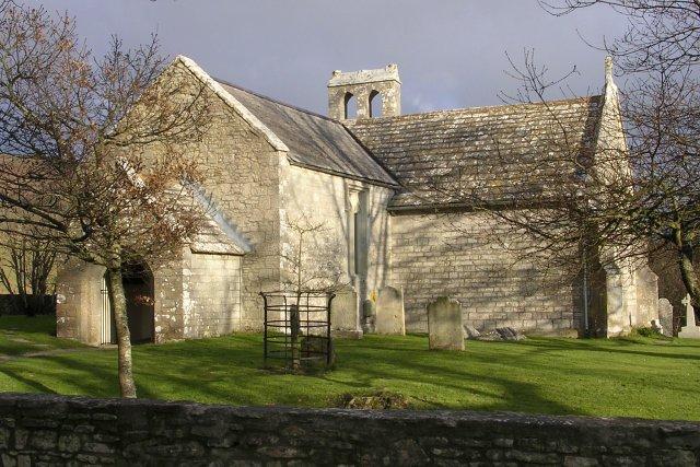 St Mary's Church, Tyneham - geograph.org.uk - 319276