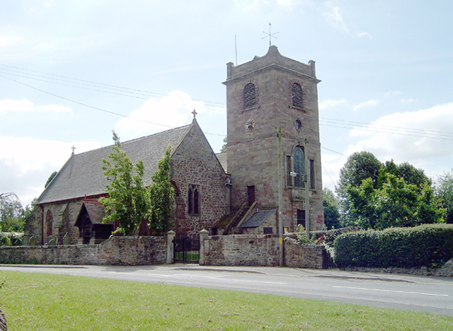 Westbury Shropshire Family History Guide