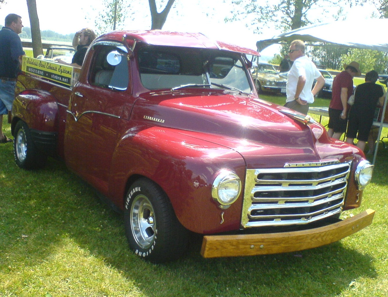 What Date Is The Ontario Car Show In