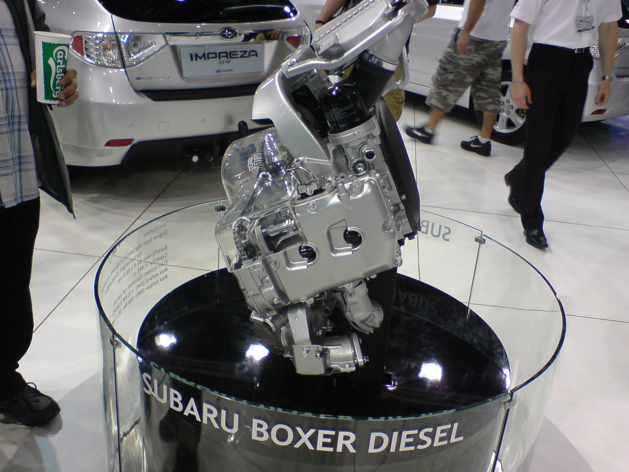 File:Subaru Boxer Diesel Engine - Flickr - Alan D.jpg
