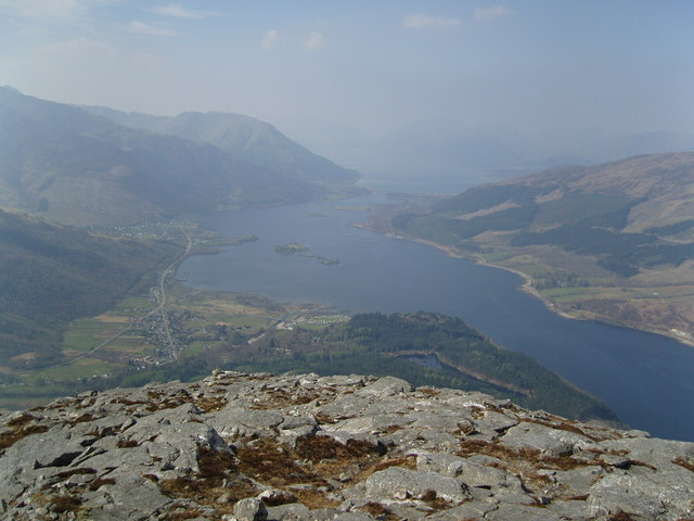 Summit of the Pap of Glencoe - geograph.org.uk - 508917