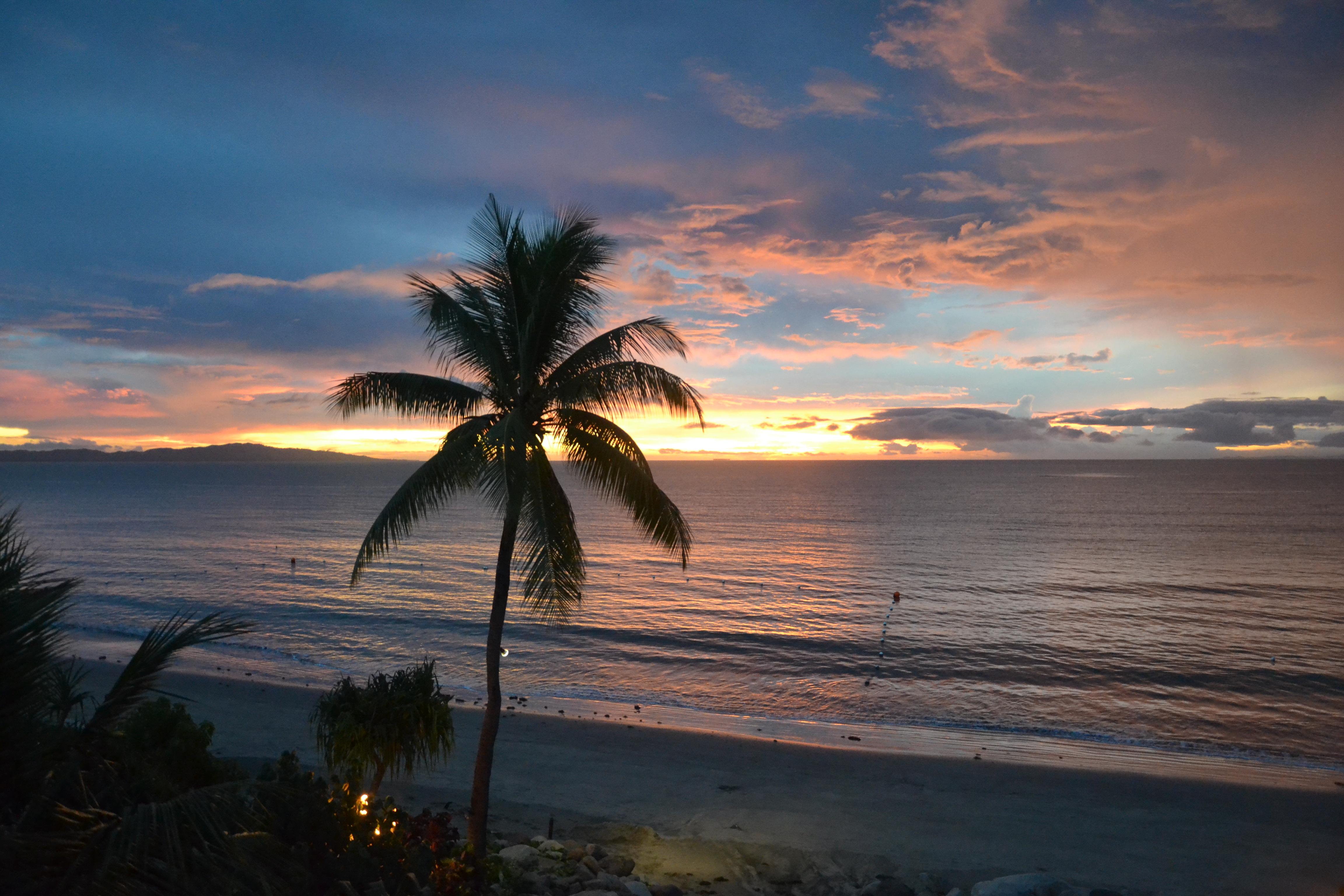 File Sunset On The Beach 6753857193 Jpg