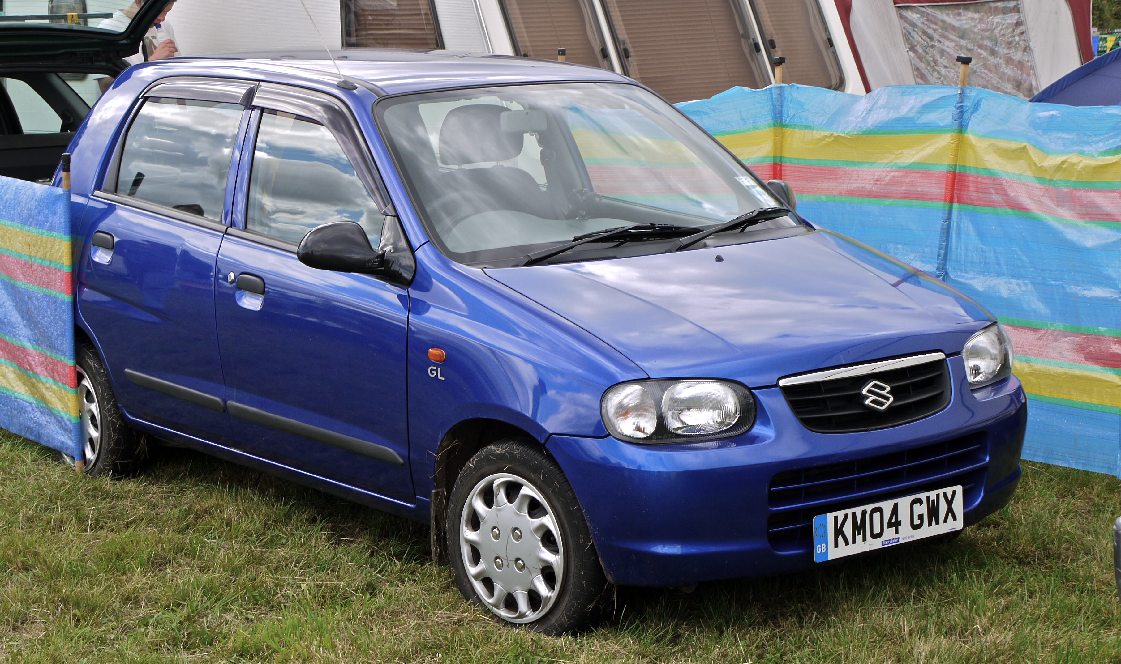 File Suzuki Alto Gl 2004 In Its Day It