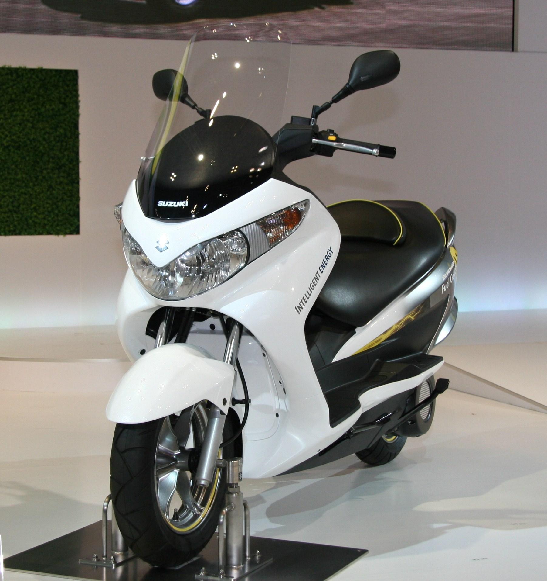 Suzuki Burgman Motorcycles For Sale
