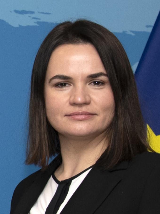 Sviatlana Tsikhanouskaya - Wikipedia