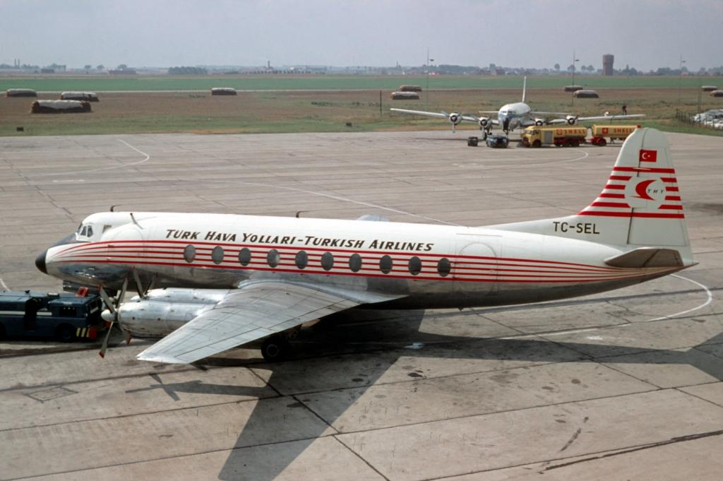 cf3bd2de72 1959 Turkish Airlines Gatwick crash - Wikipedia