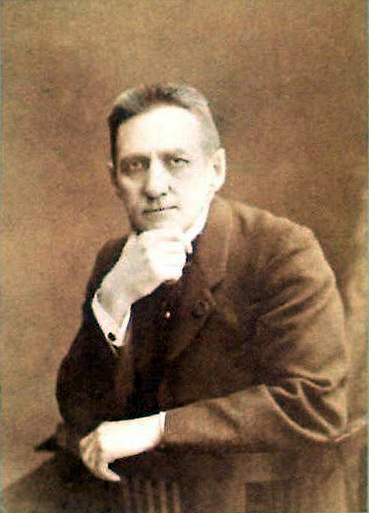 Image of Vladimir Tabourine from Wikidata