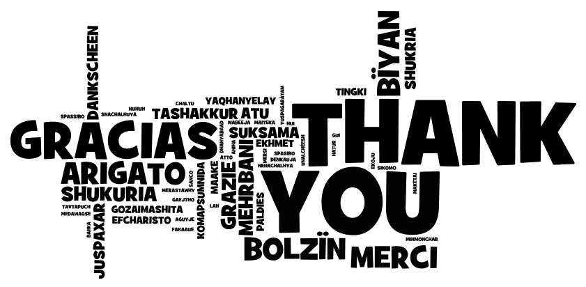 File Thank You In Many Languages B W Png Wikimedia Commons Download png image you need and share it via sns. https commons wikimedia org wiki file thank you in many languages b 26w png