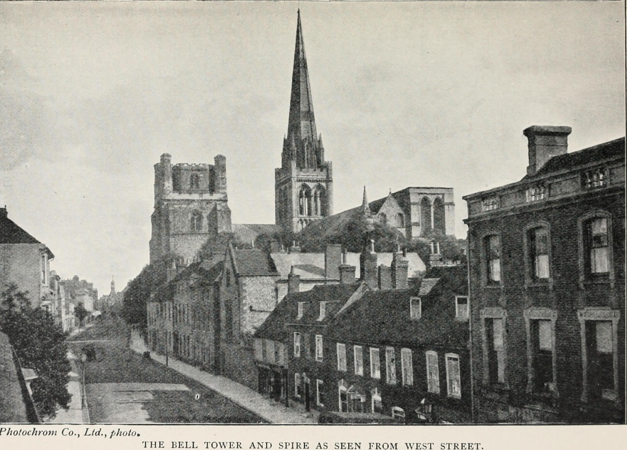 c3b2641ee086 File:The cathedral church of Chichester; a short history and ...