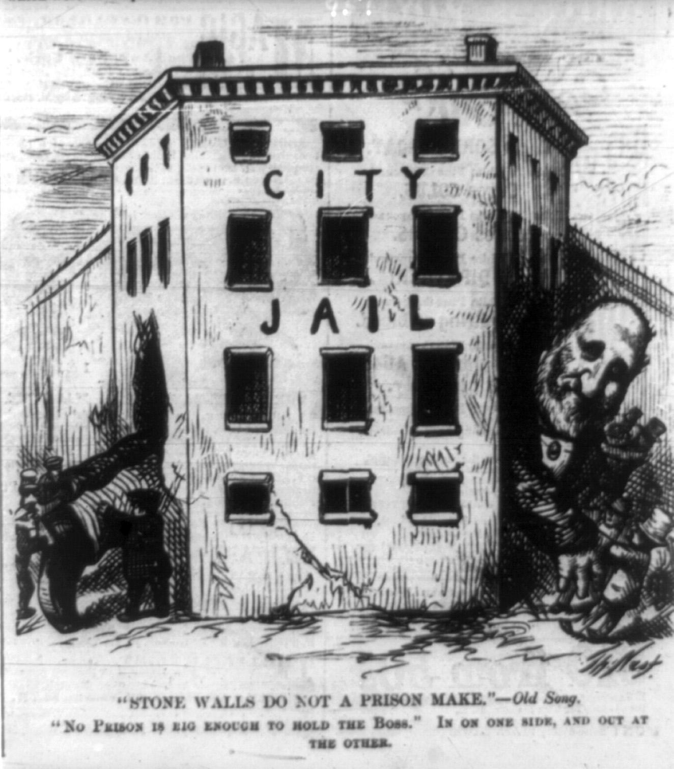 Age  Building Prison