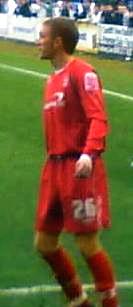 Matt Thornhill English footballer