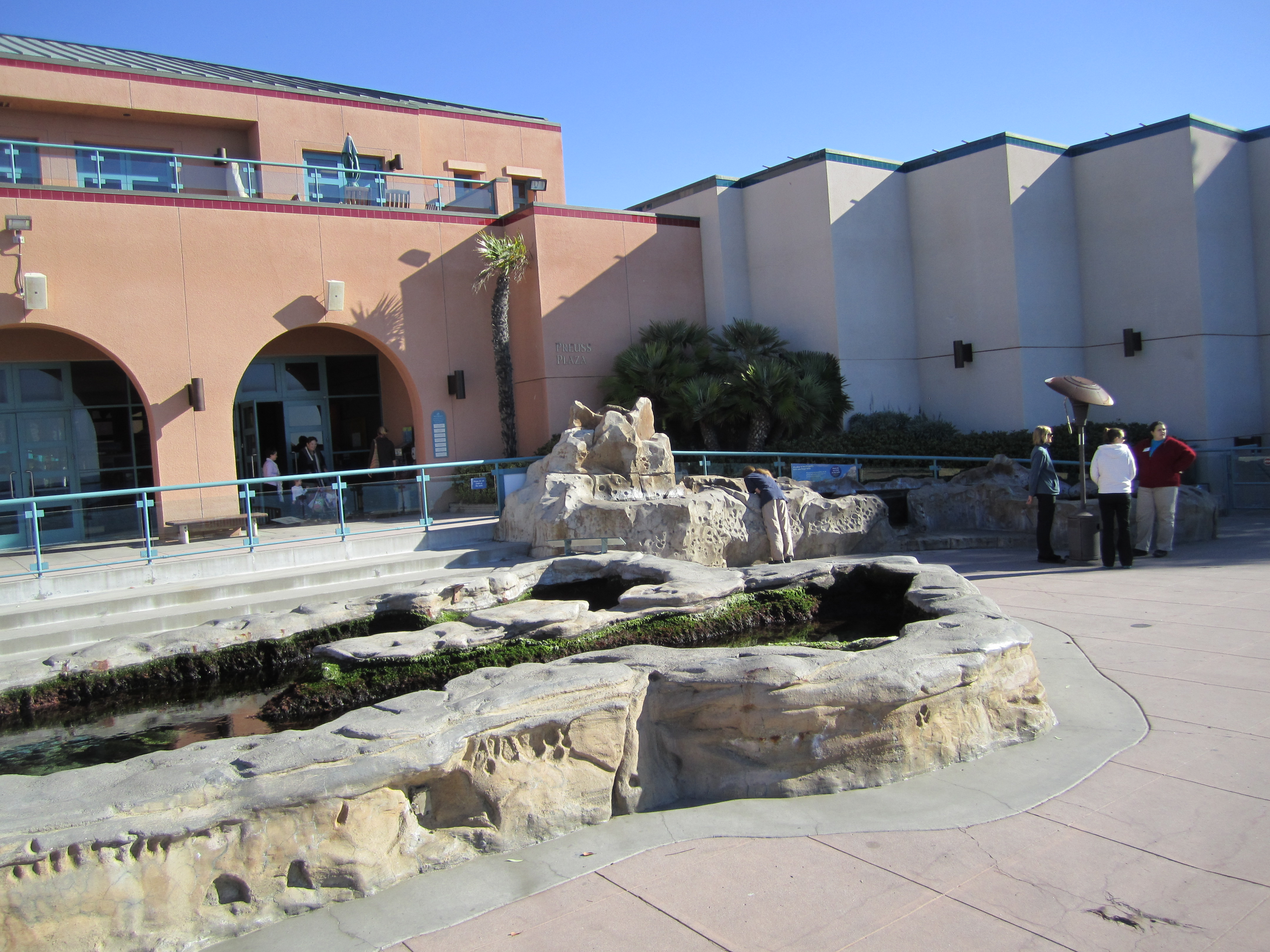 Tidepool Plaza at Birch Aquarium.JPG