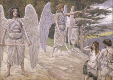 Fichier:Tissot Adam and Eve Driven from Paradise.jpg