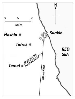 Suakin and hinterland