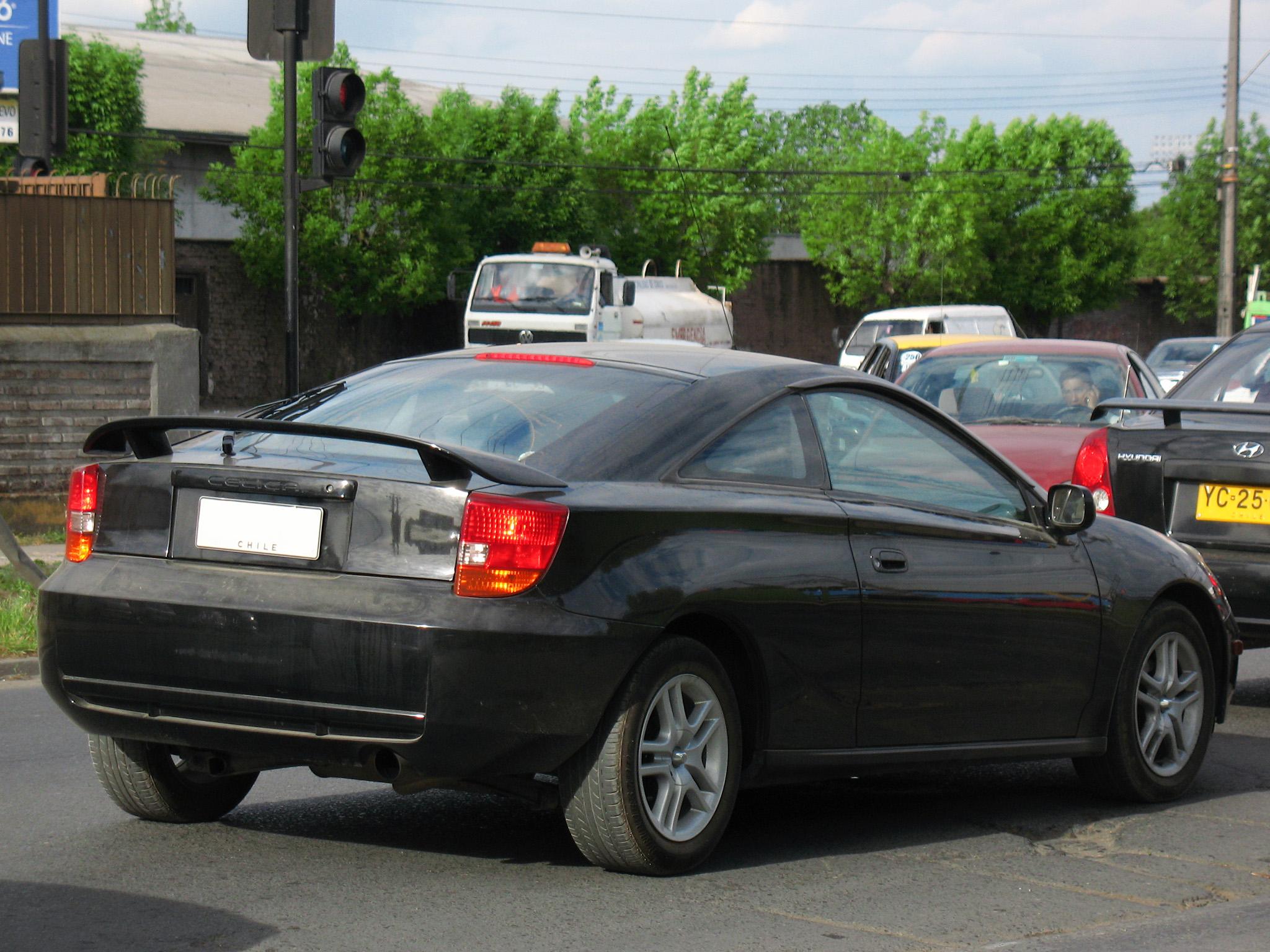 Kelebihan Toyota Celica 2001 Harga