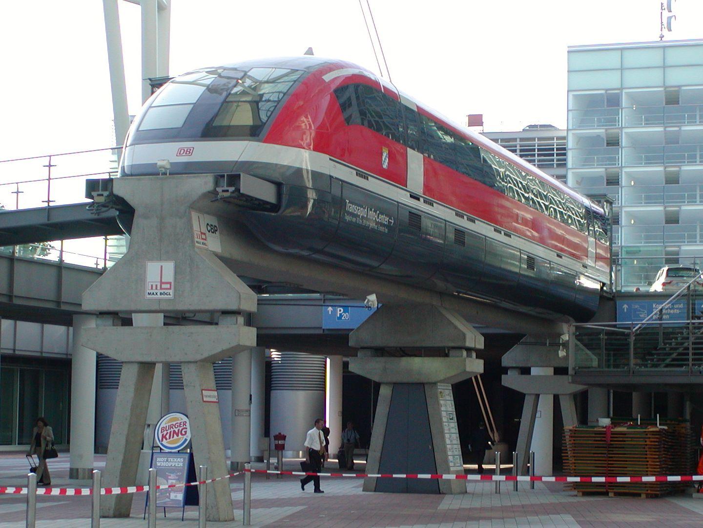 Transrapid München Wikipedia