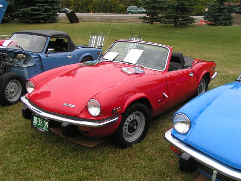 C And C Motors >> Triumph Spitfire – Wikipedia