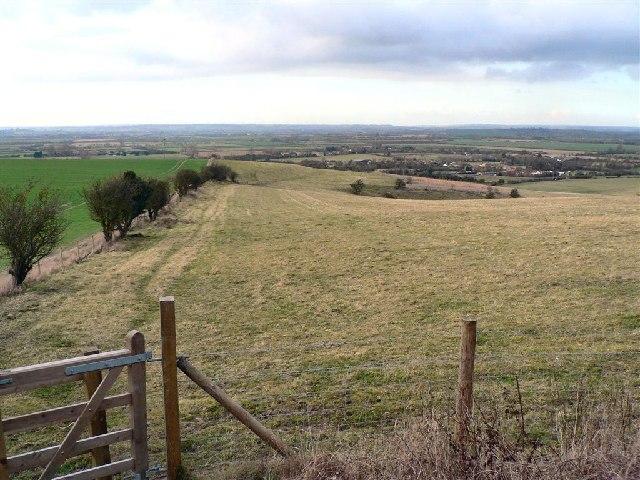 Two Ridges Link walk - geograph.org.uk - 124345
