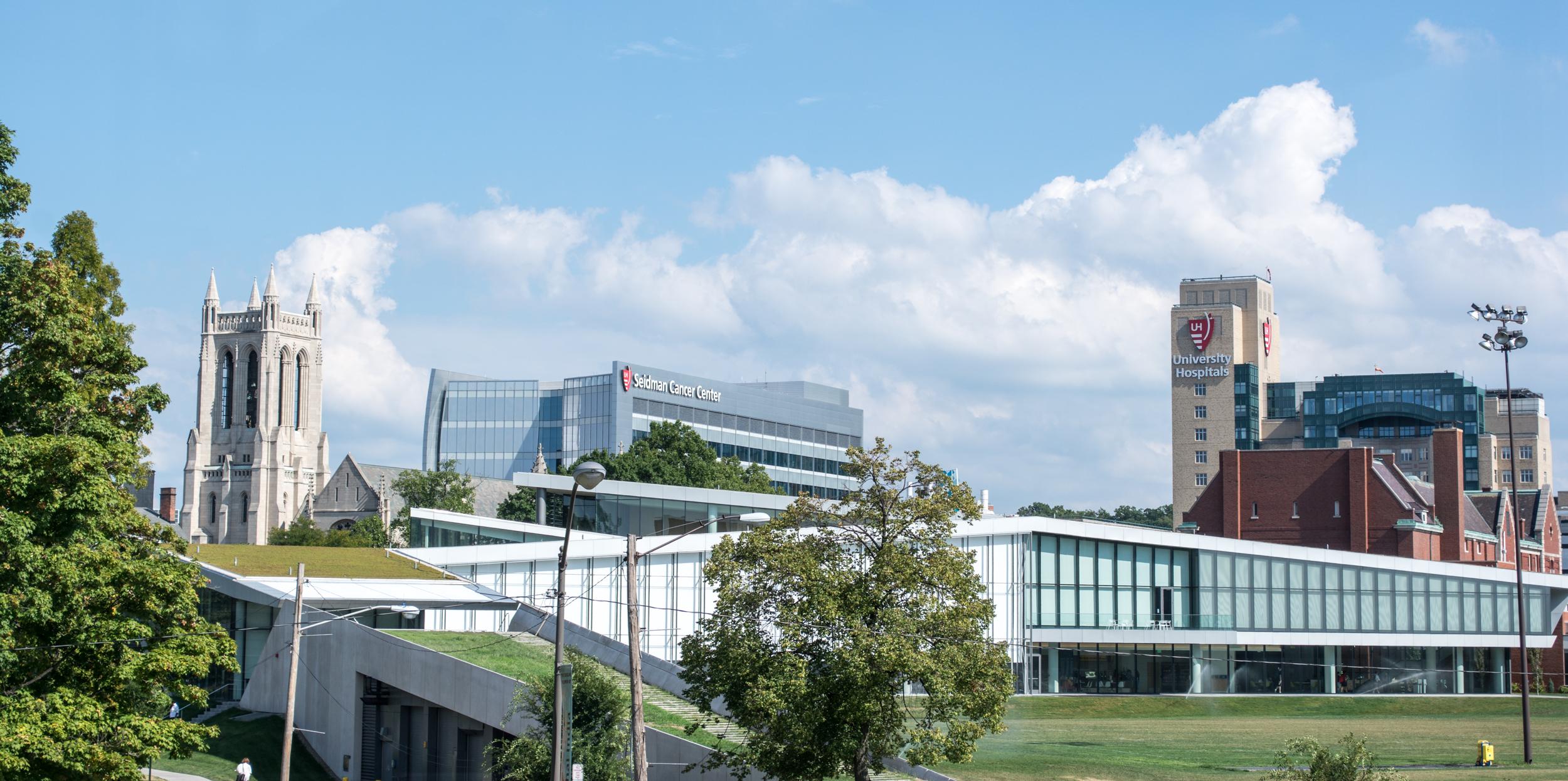 File:University Circle skyline - Cleveland (30342937126) jpg