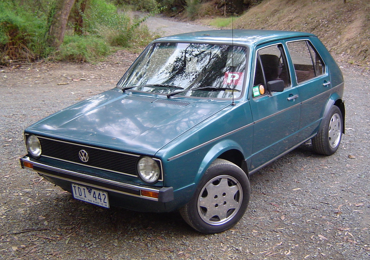 Archivo Vw Golf 1 Jpg Wikipedia La Enciclopedia Libre