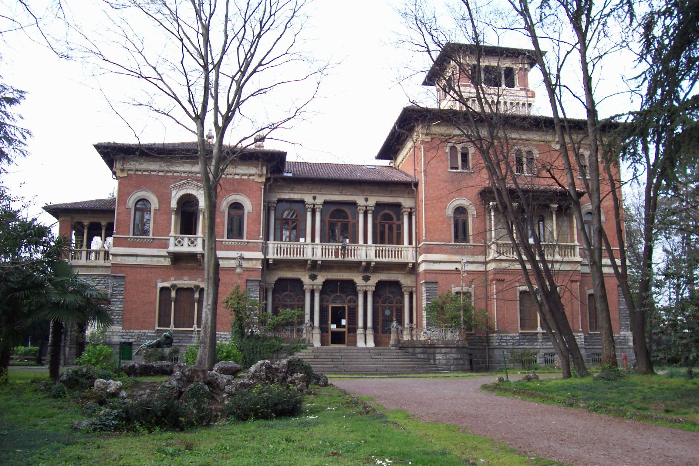 Villa A Busto Arsizio Via Aspromonte