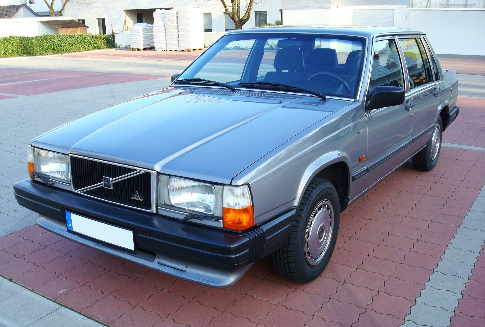 volvo 740 wikiwand. Black Bedroom Furniture Sets. Home Design Ideas