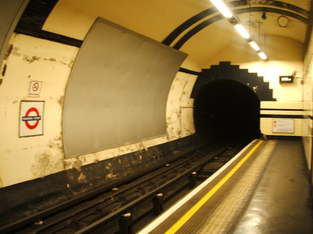 Warren Street Underground Station - geograph.org.uk - 965849