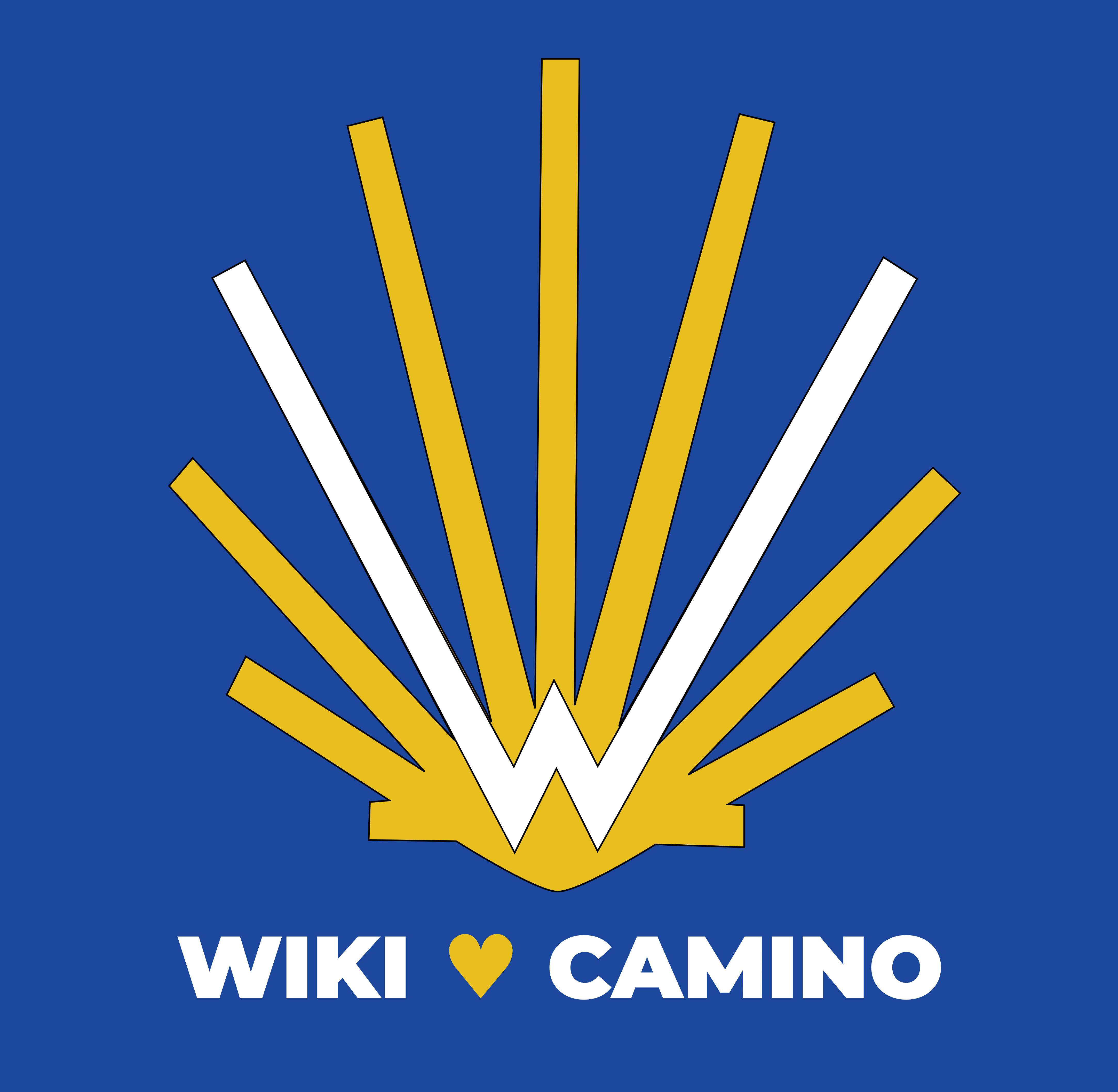 Wiki Loves Camino fin @ Wikipedia