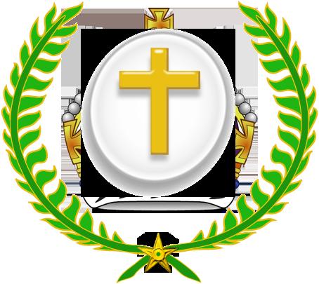 II Veliki Shinobi rat - Page 2 Wikipedia_laurier_Latin_cross
