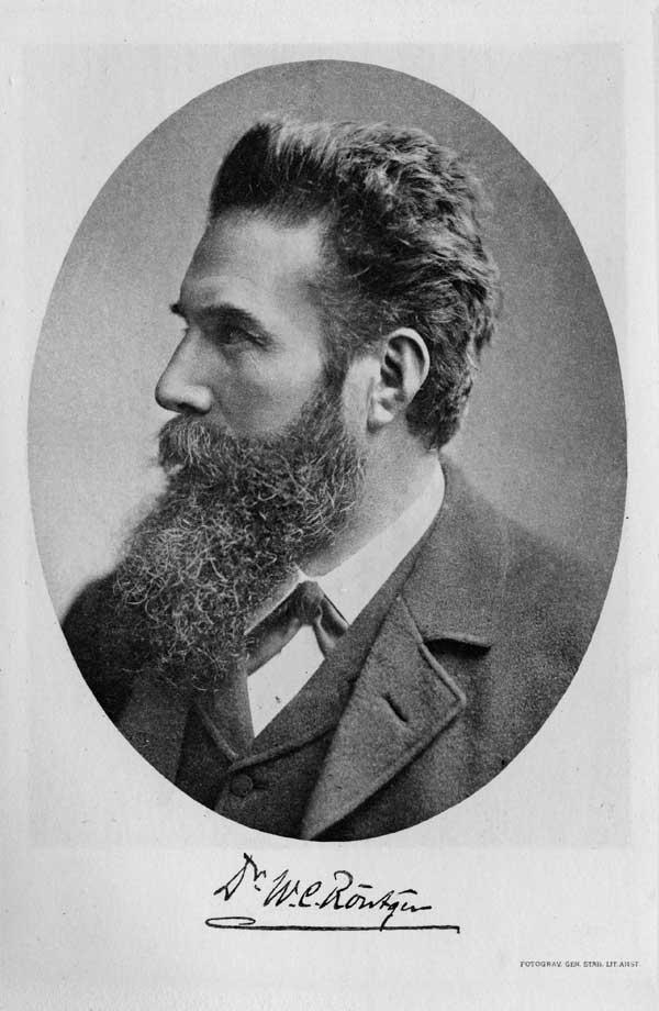Wilhelm Conrad Röntgen - Wikimedia Commons