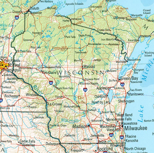 8 Insanely Wonderful Things To Do In Wisconsin