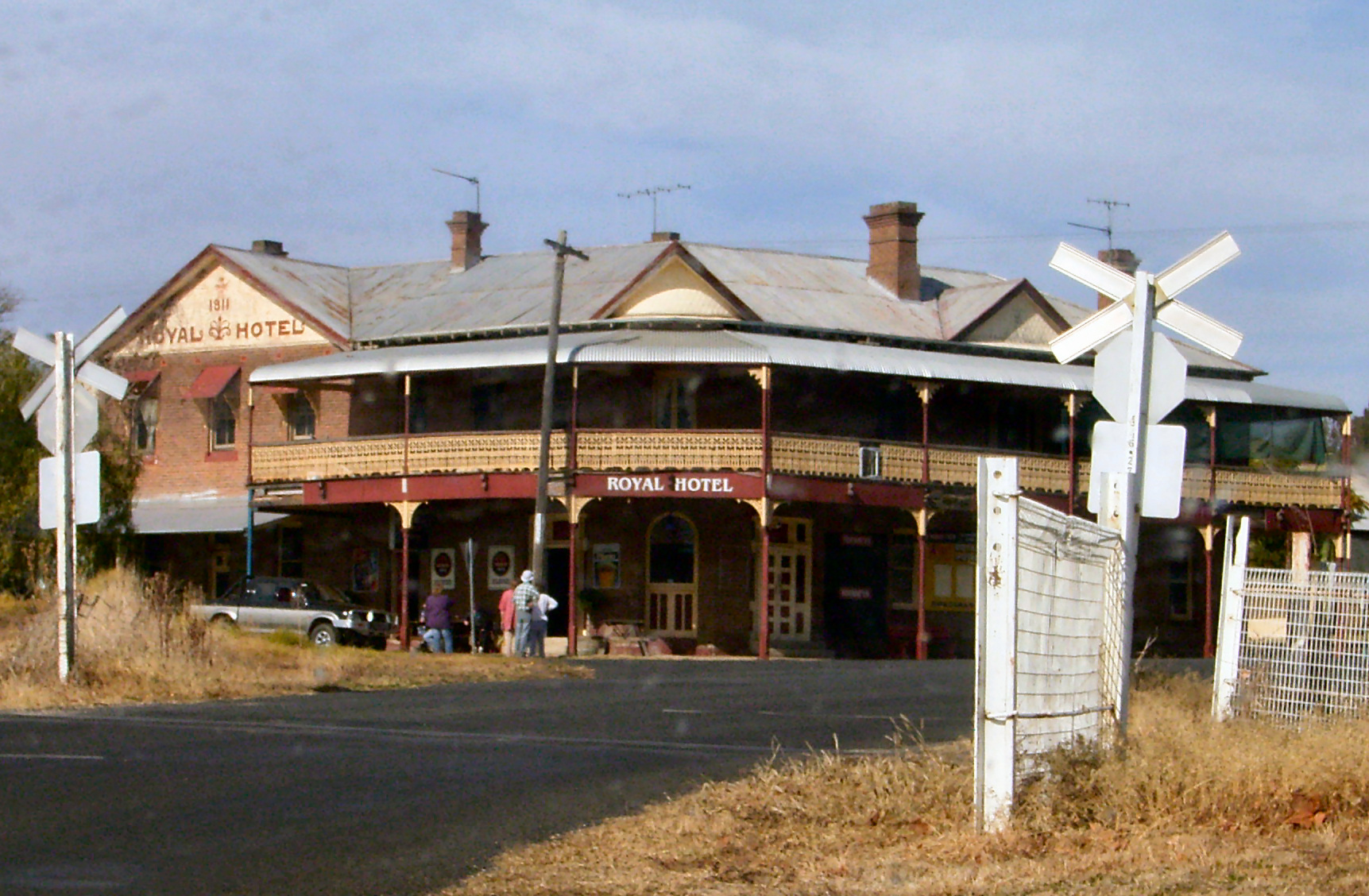 Gilgandra Australia  City pictures : The Royal Hotel at Woodstock Gilgandra, Australia