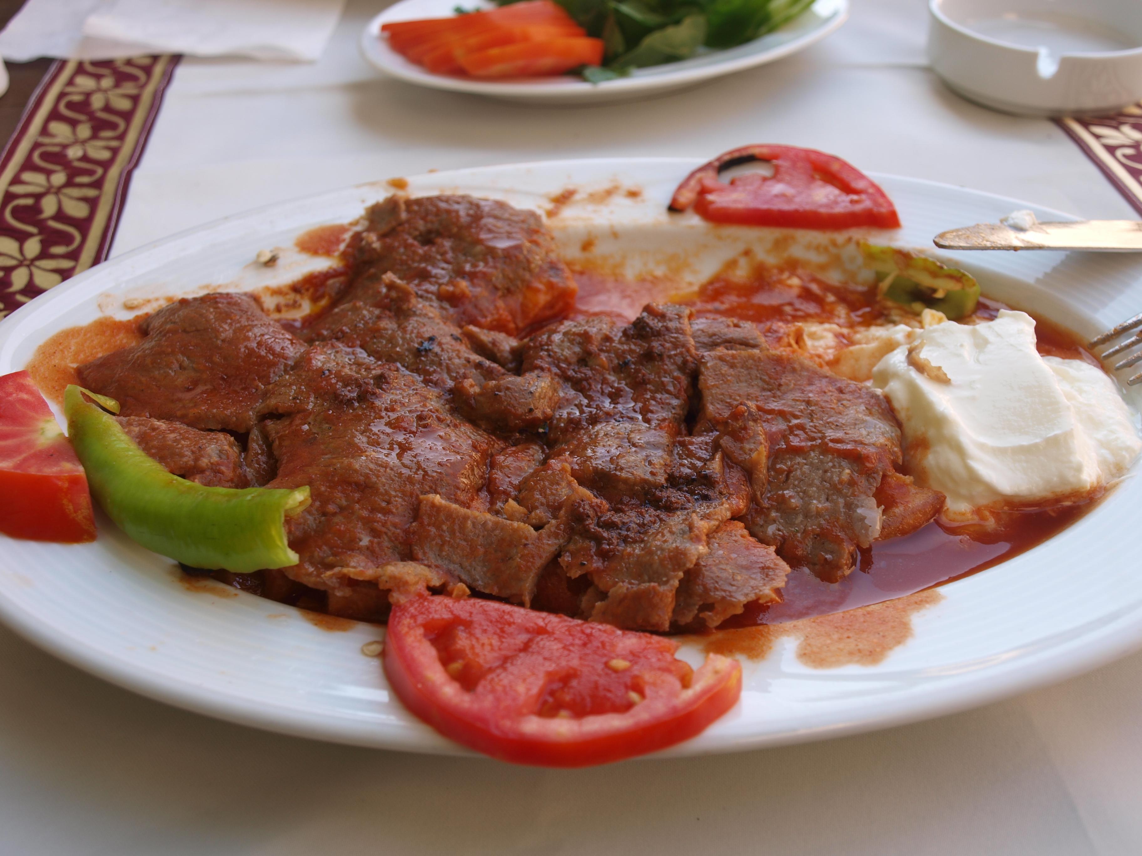 أشهر الأكلات التركية والمطاعم في إسطنبول