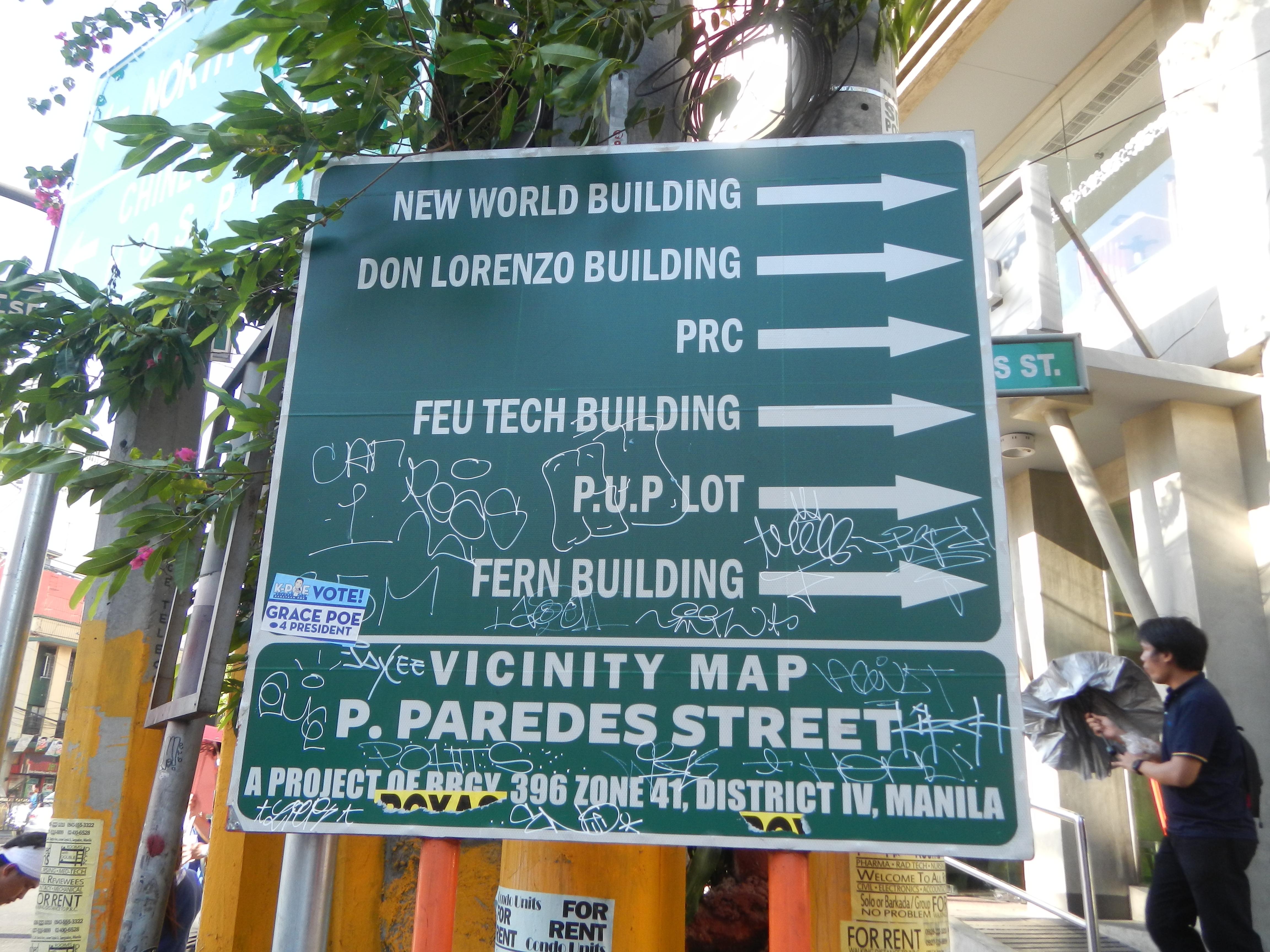 File 0520jfColleges Quezon Boulevard Roads Rizal Recto Avenue