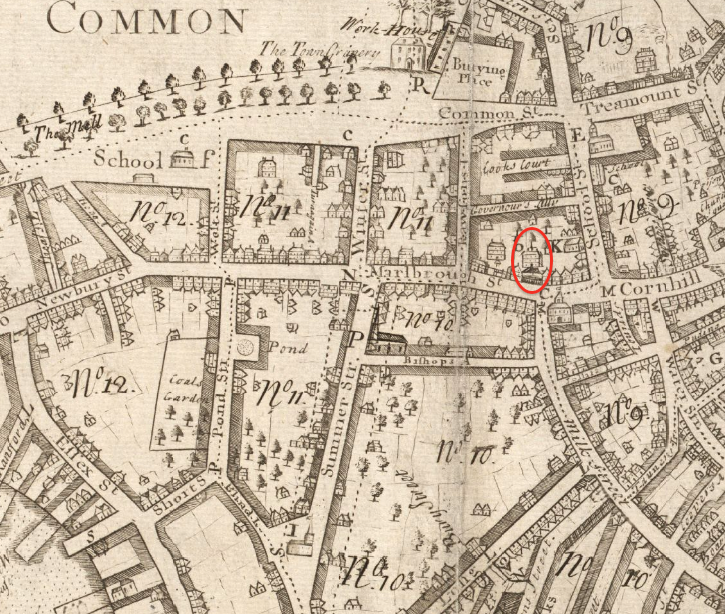 File 1743 ProvinceHouse Boston map WilliamPrice Wikimedia mons