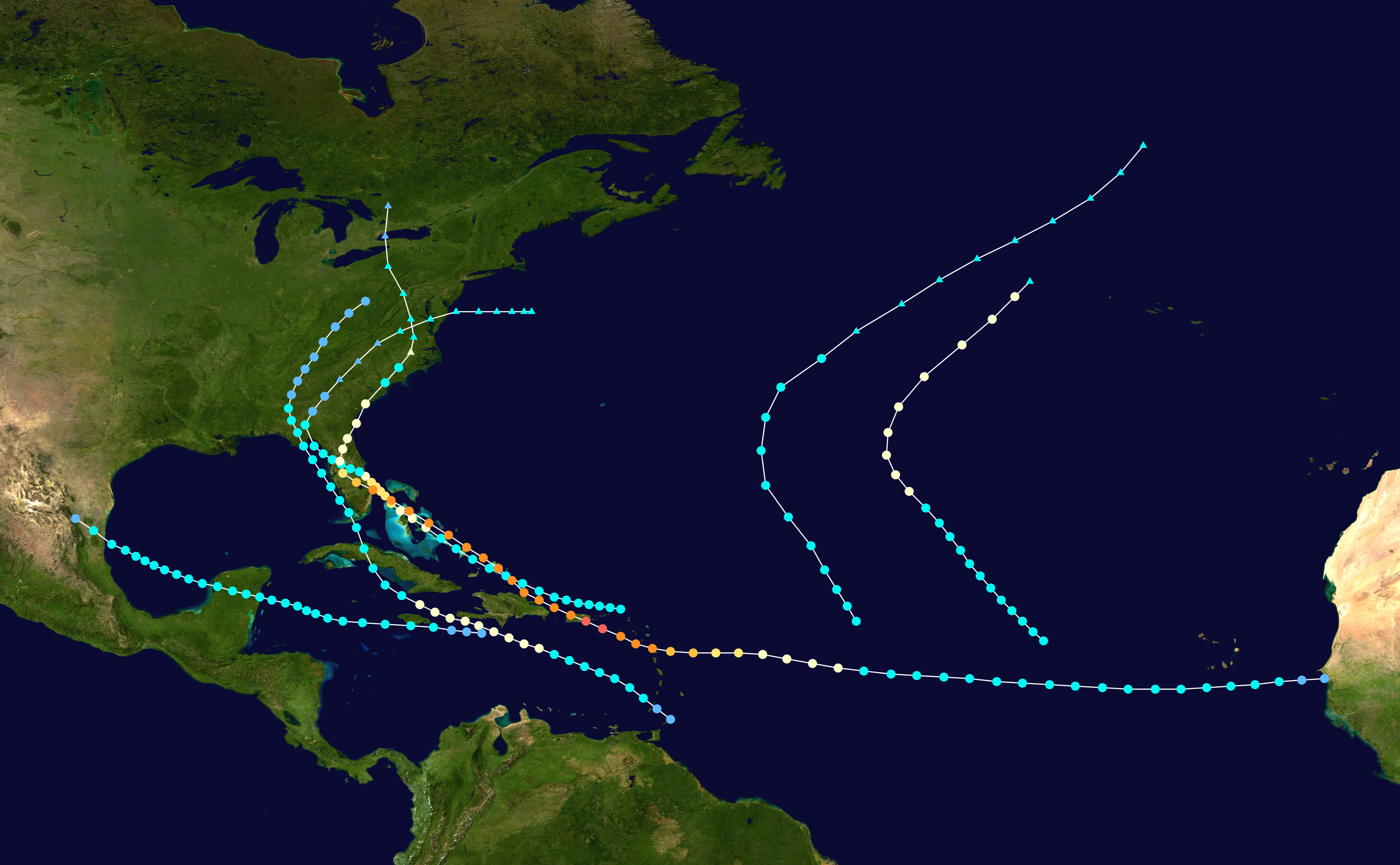 1928 Atlantic hurricane season