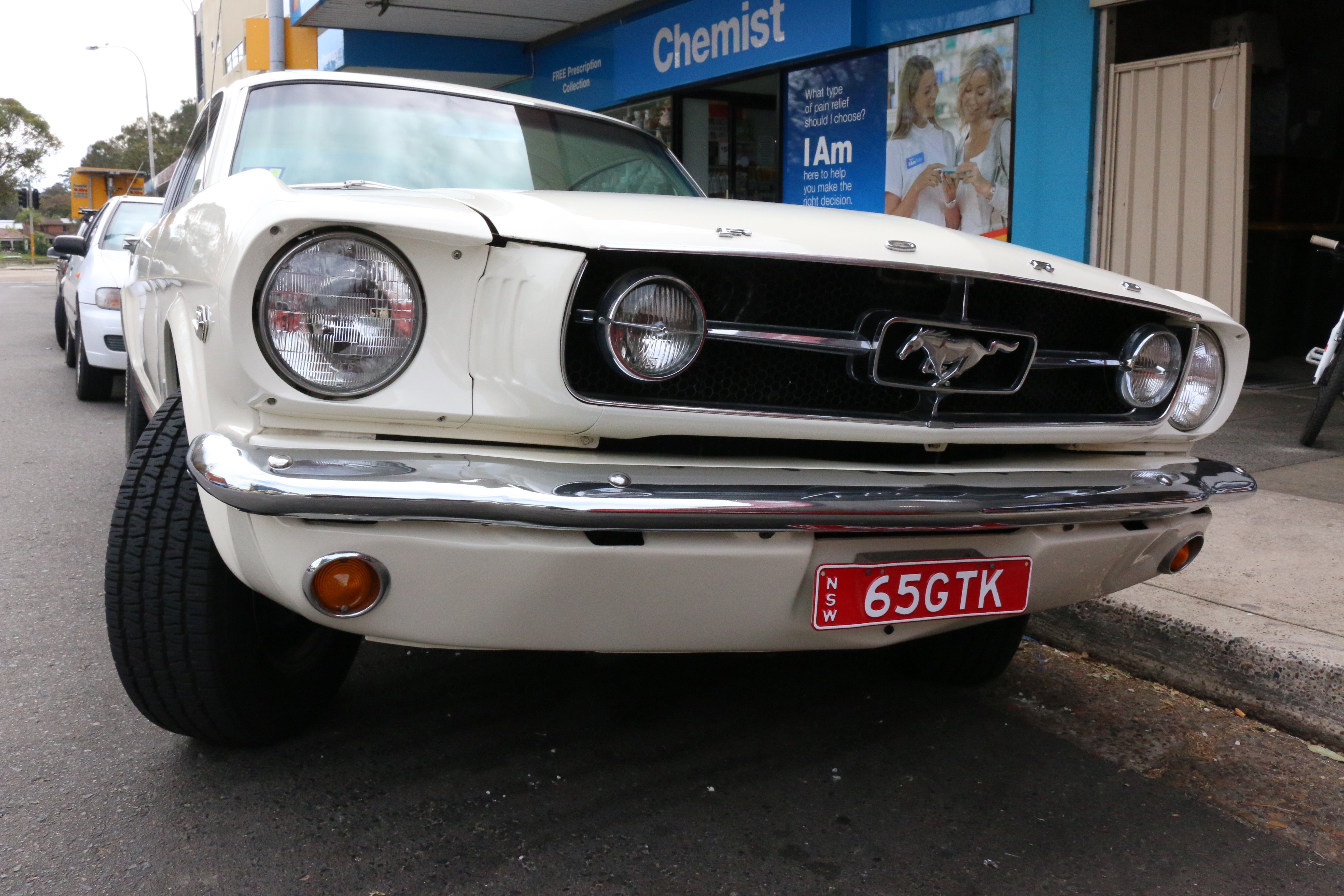 File 1965 Ford Mustang GT Wikimedia mons