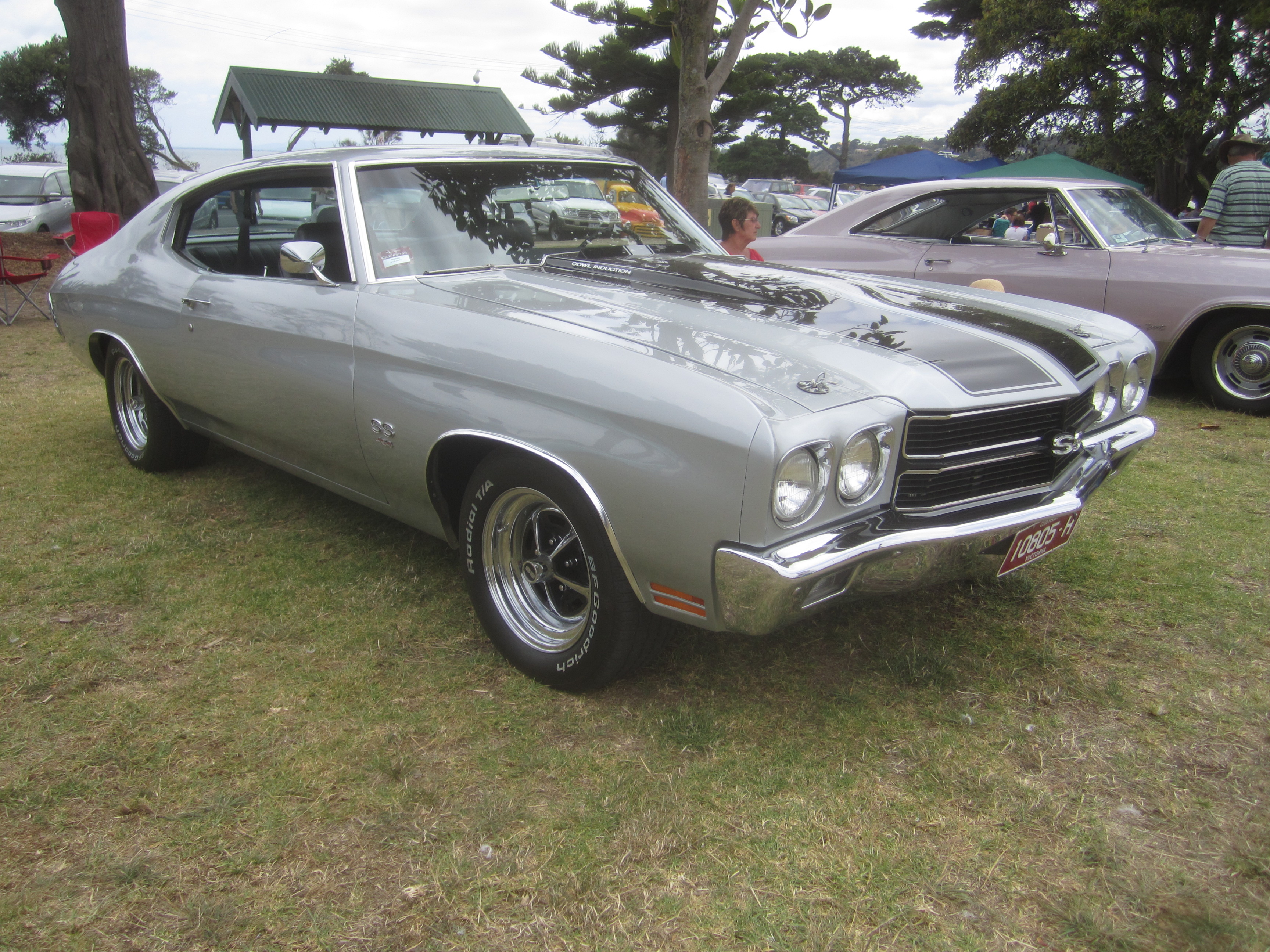 File 1970 Chevrolet Chevelle SS454 Sports Coupe