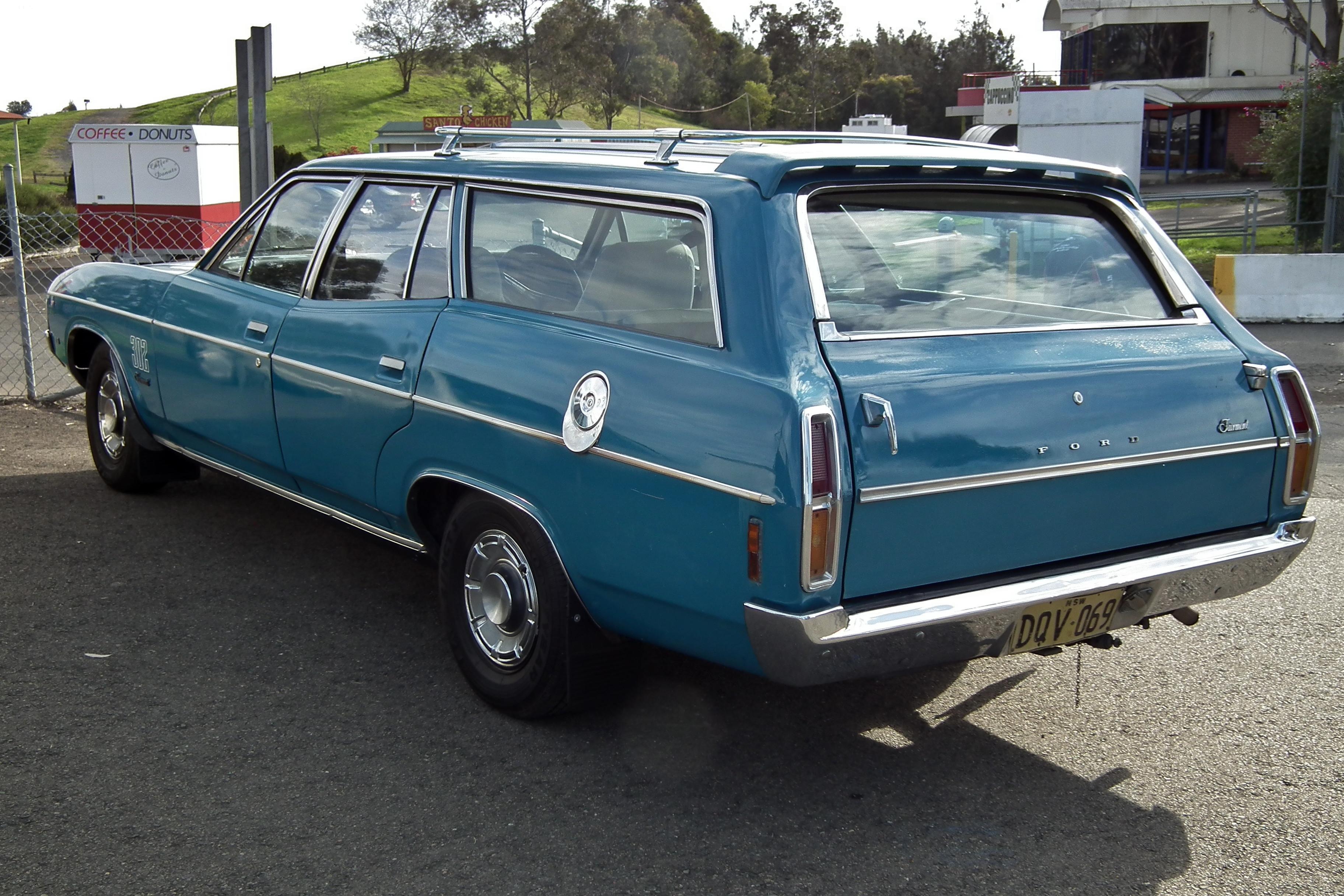 File 1972 Ford XA Fairmont station wagon