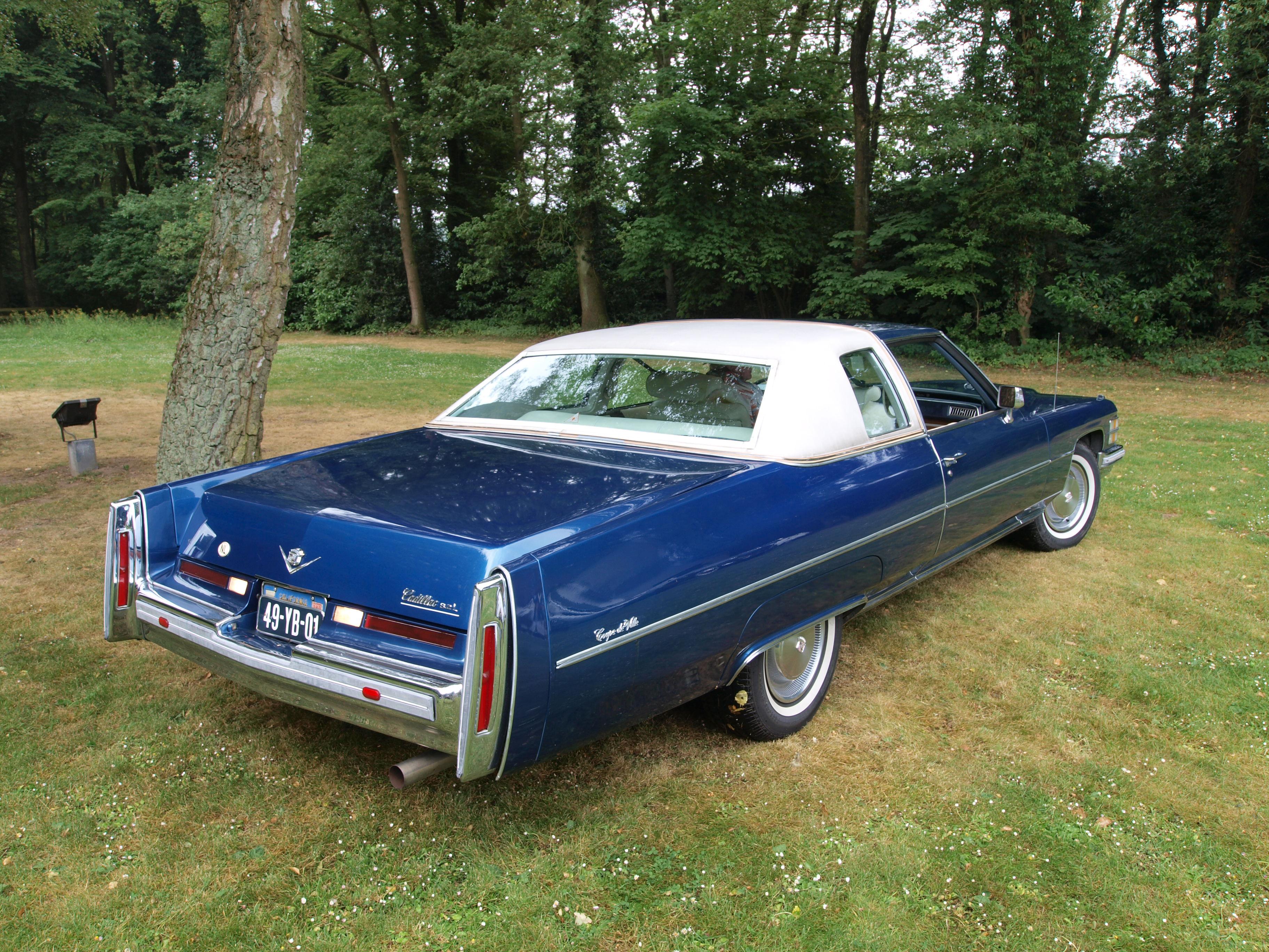 File 1974 Cadillac Coupe De Ville Pic 002 Jpg Wikimedia