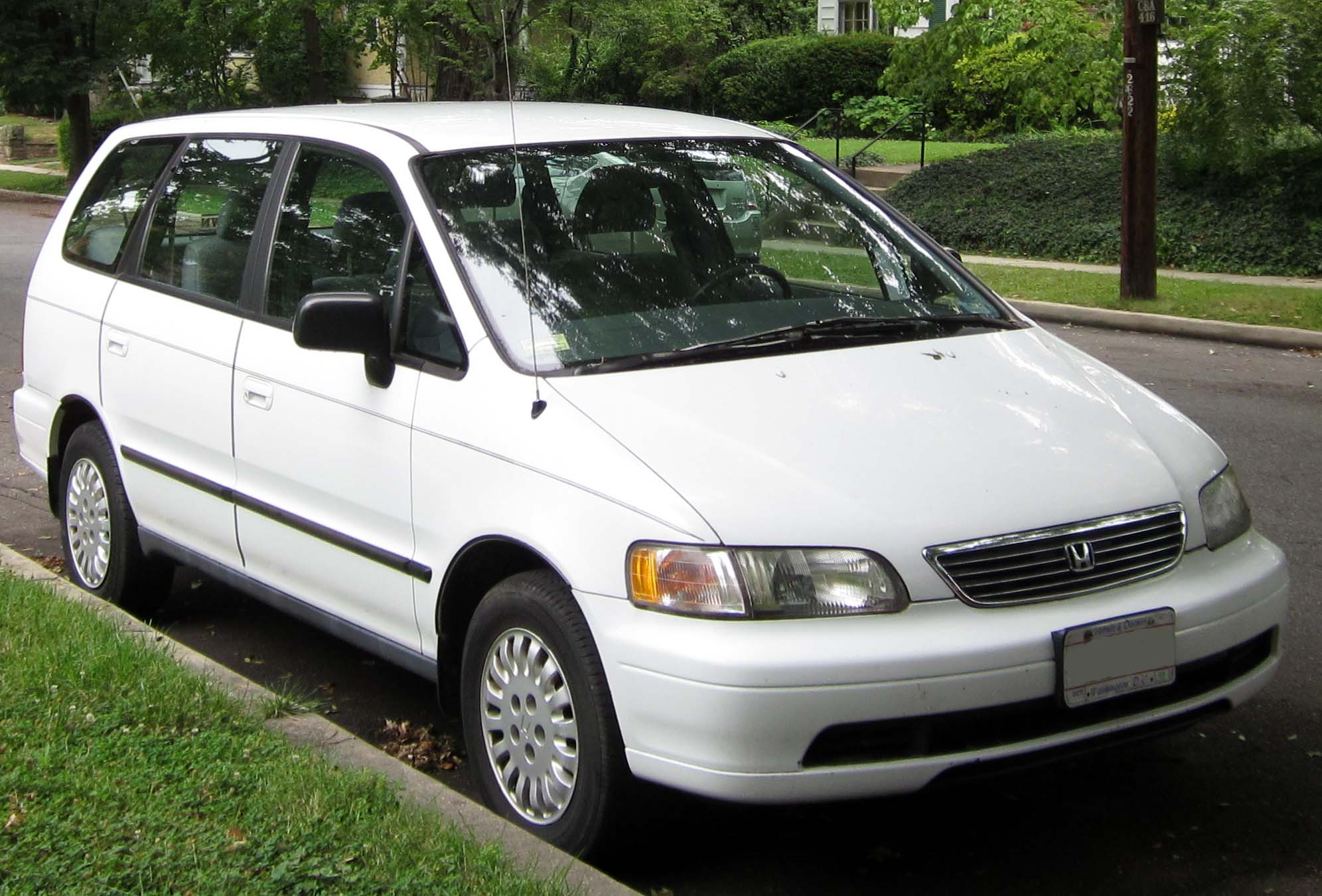 1st_Honda_Odyssey_--_07-14-2012 Interesting Info About 2007 Odyssey with Amusing Gallery Cars Review