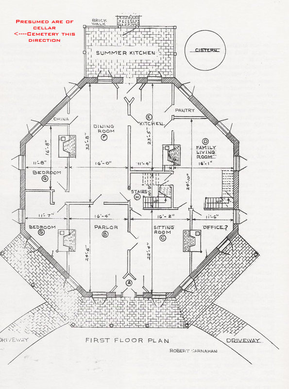 Octagon mansion floor plan joy studio design gallery for Octagon house floor plans