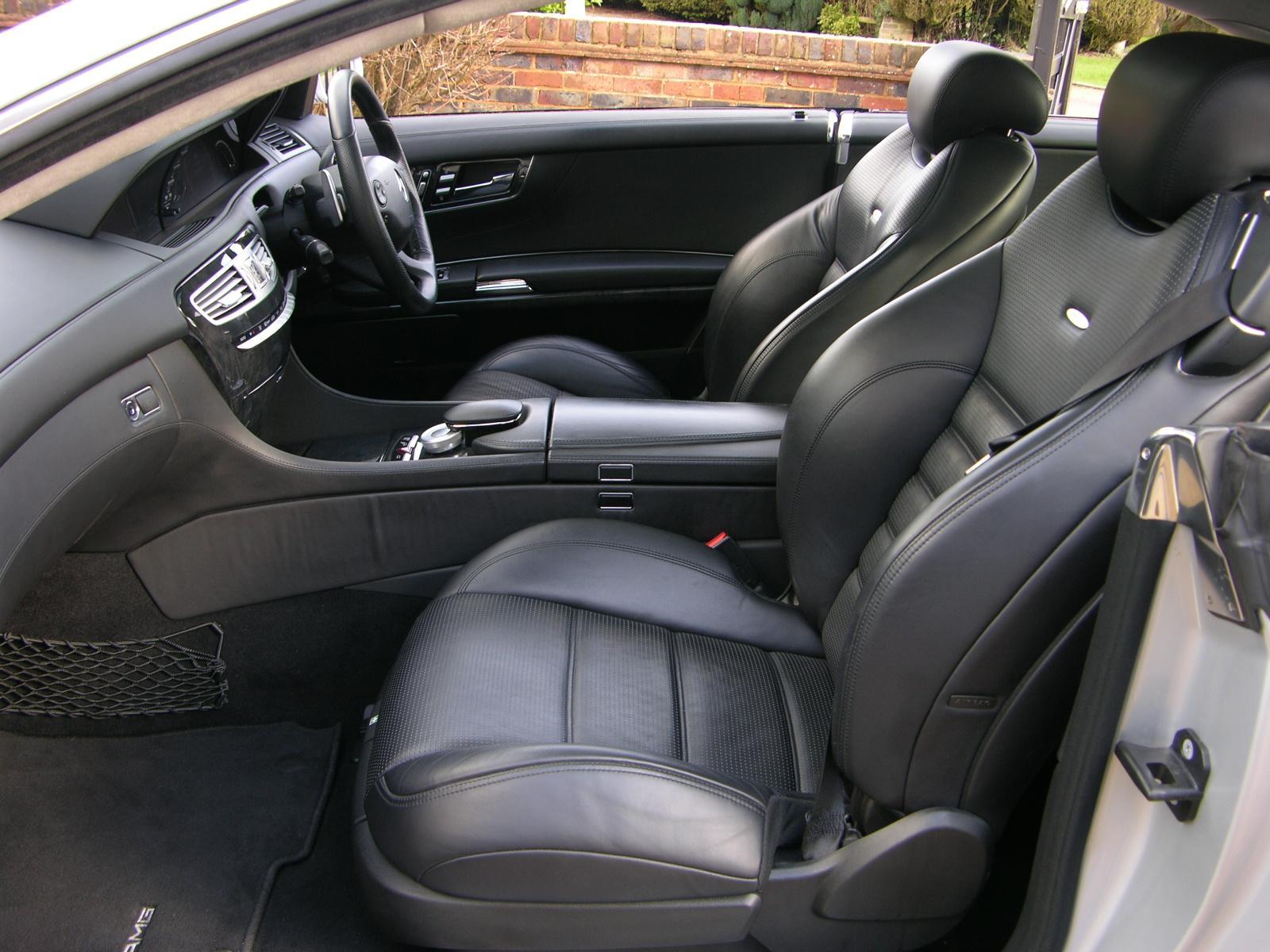 File 2007 Mercedes Benz CL63 AMG Flickr The Car Spy 19