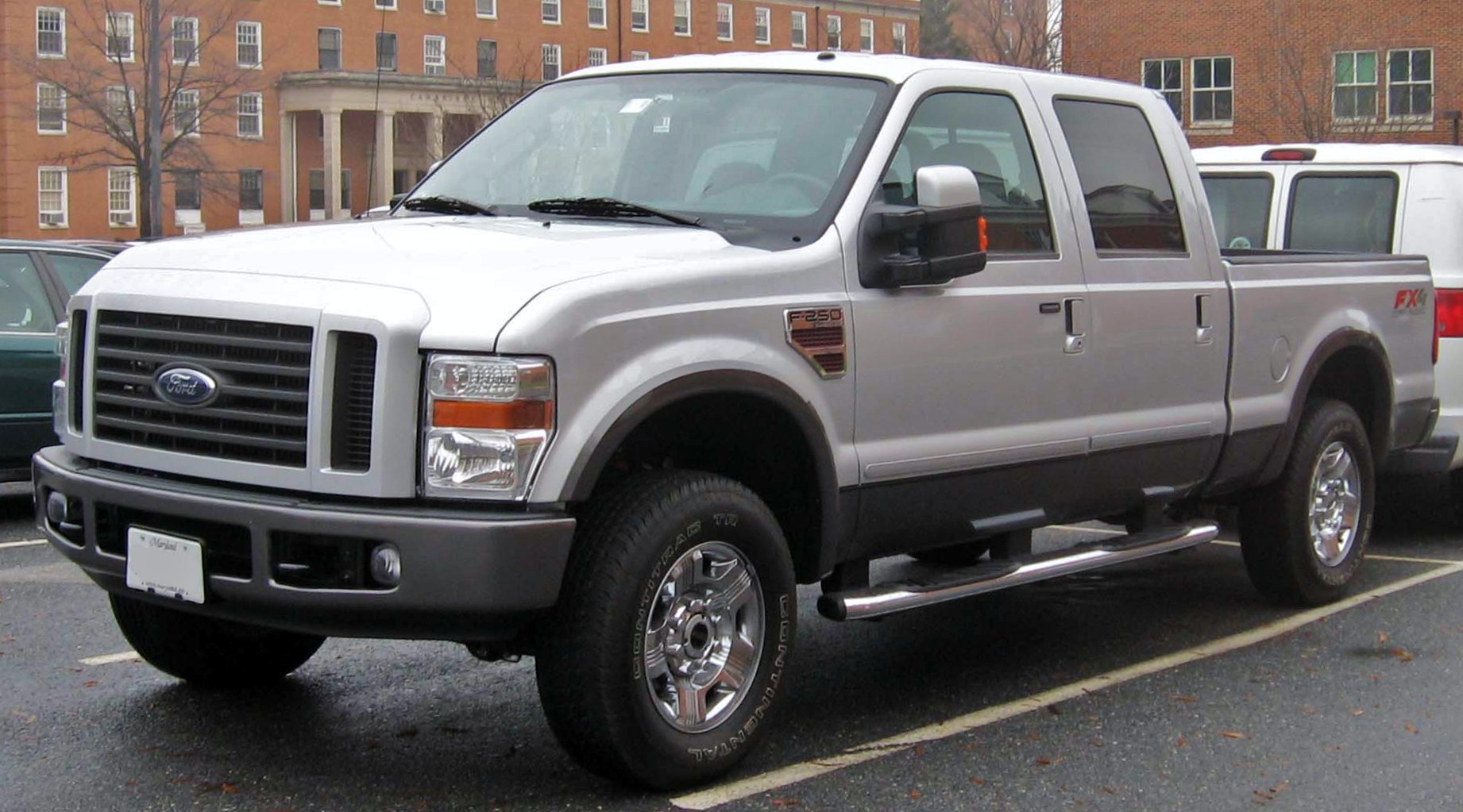 Description 2008 Ford F-250.jpg