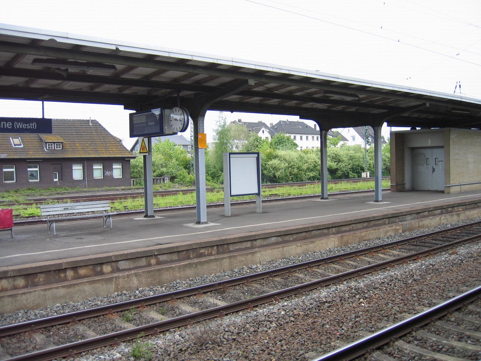 Bahnhof L Hne file 2010 05 11 löhne hbf 8 jpg wikimedia commons