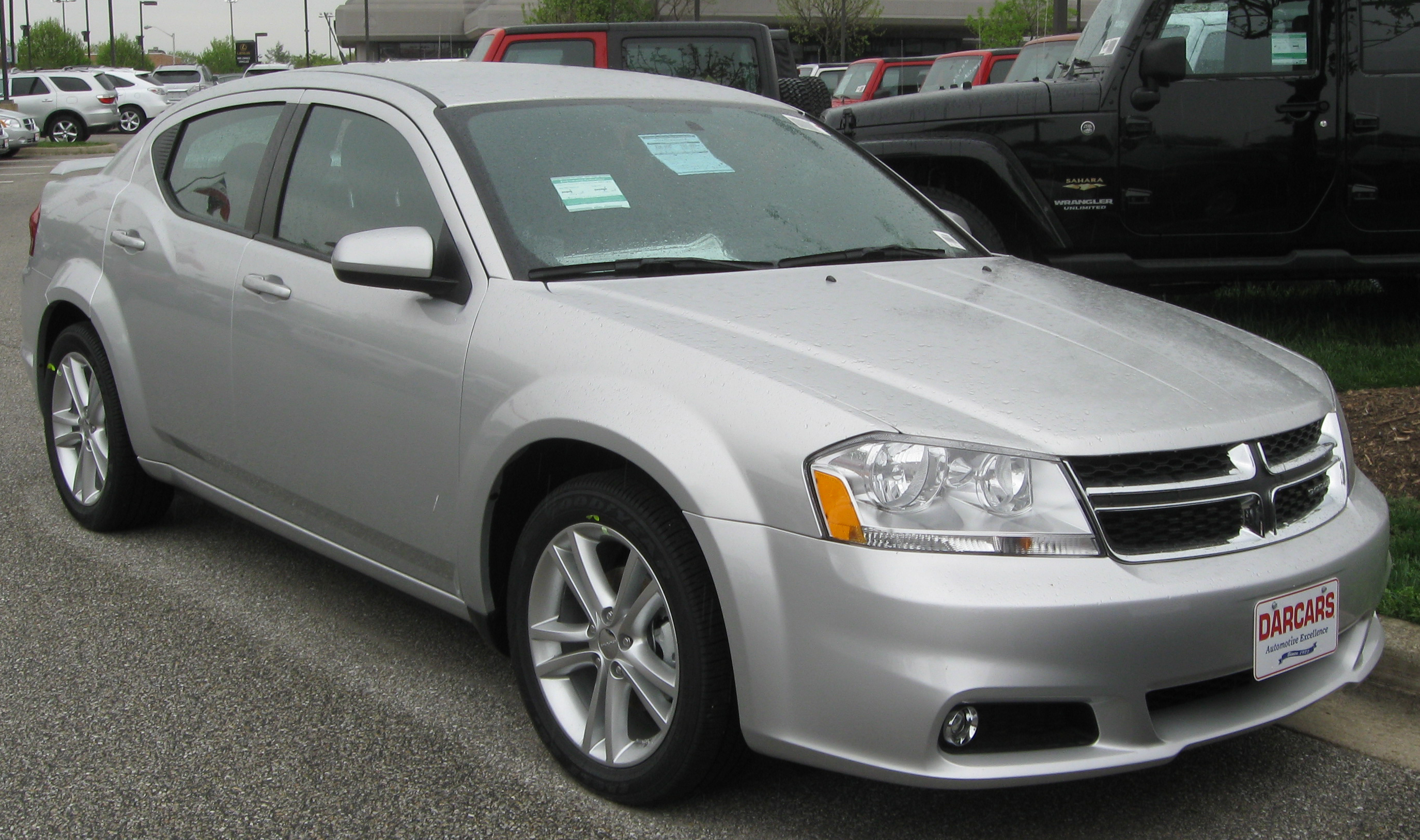 file:2011 dodge avenger heat -- 04-22-2011 - wikimedia commons