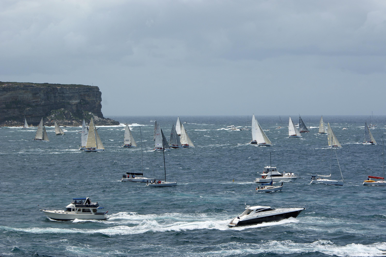 Sydney Hobart Regatta –